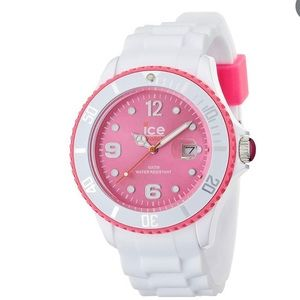 NWOT| Ice-Watch Pink and White